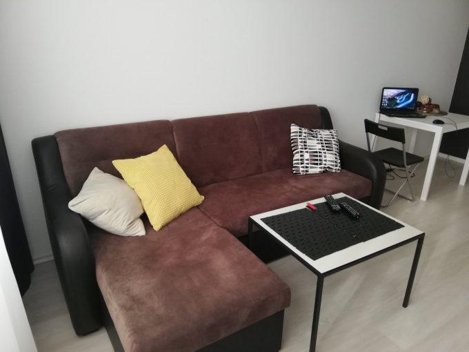 Двустаен апартамент в Люлин 6