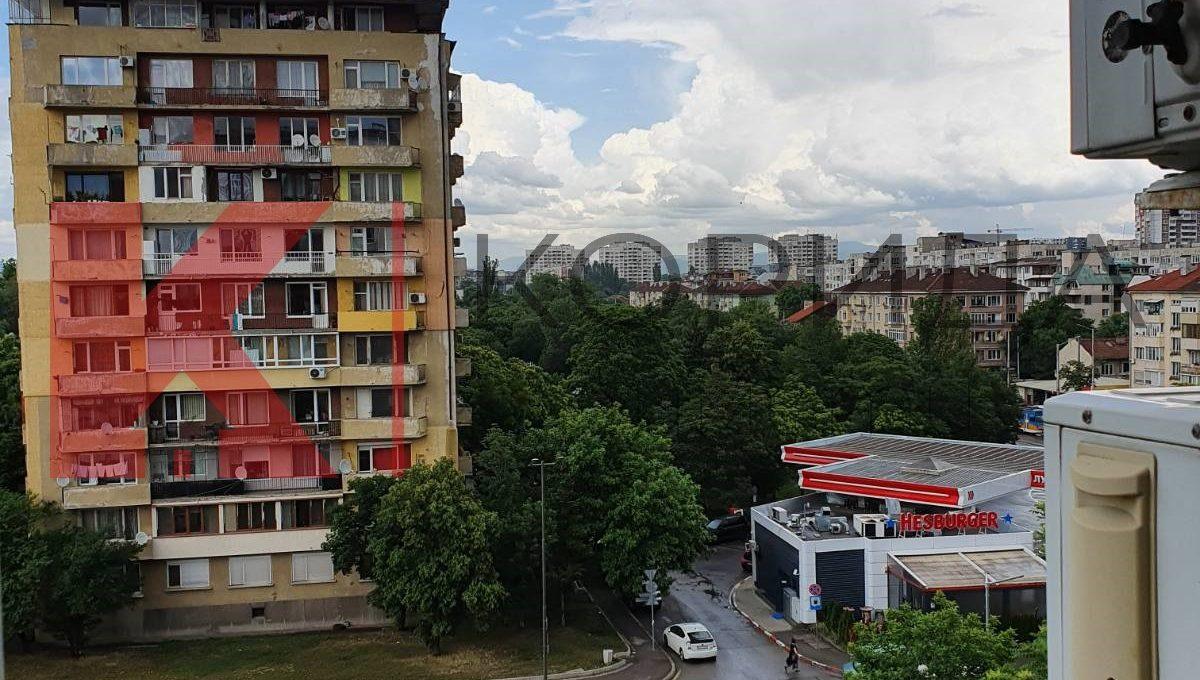 двустаен апартамент в ж.к. Илинден