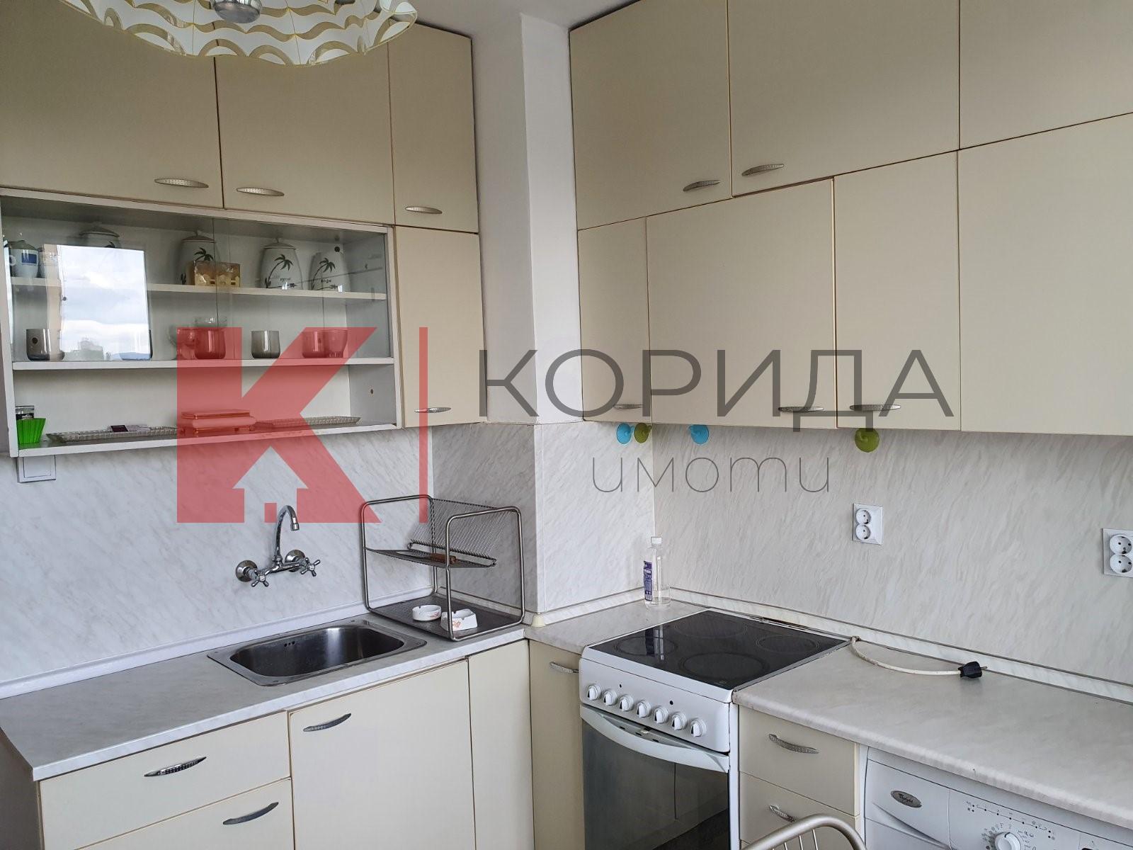 2-стаен апартамент на бул. Тодор Александров