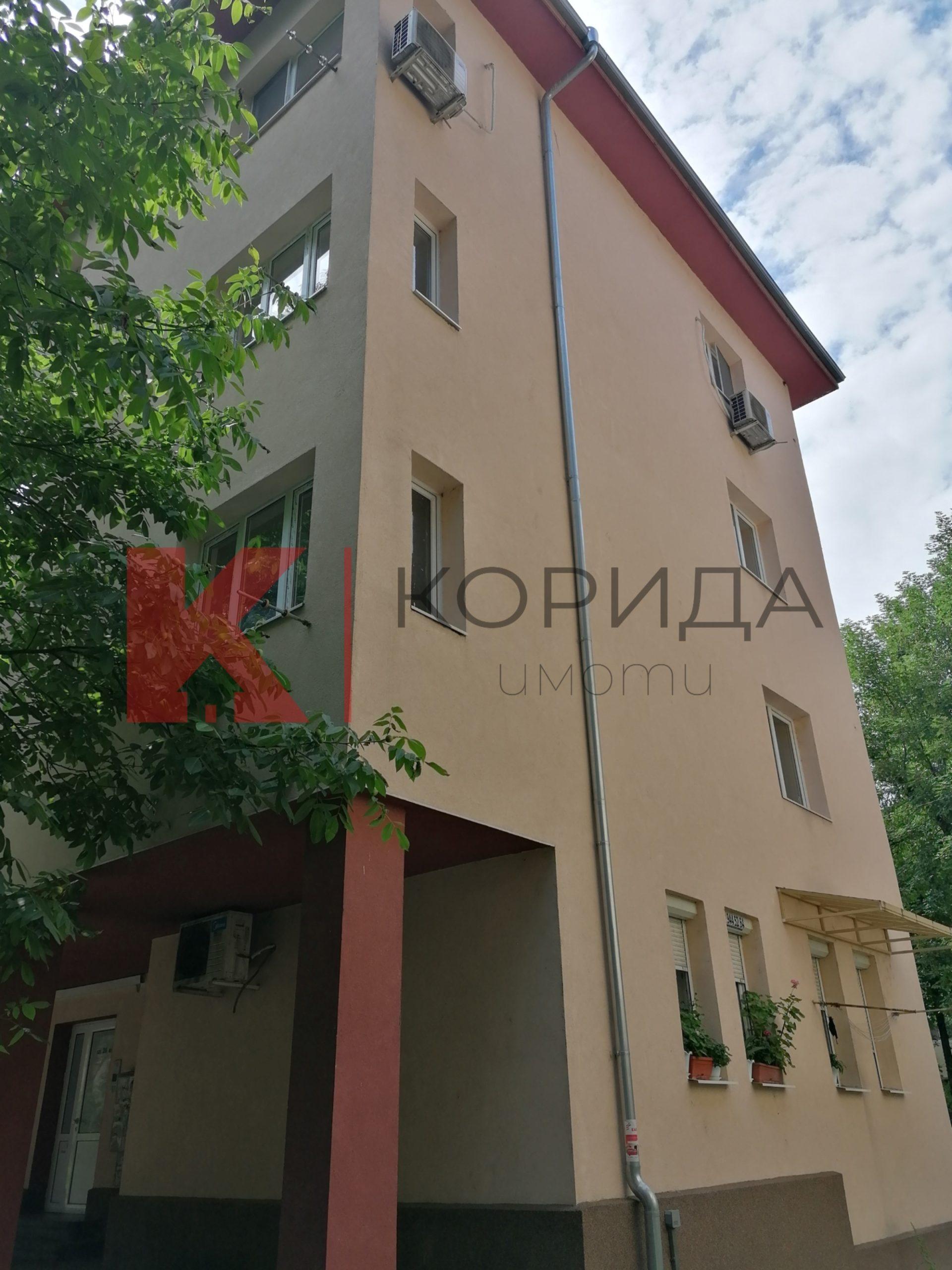 2-стаен апартамент в ж.к. Захарна фабрика