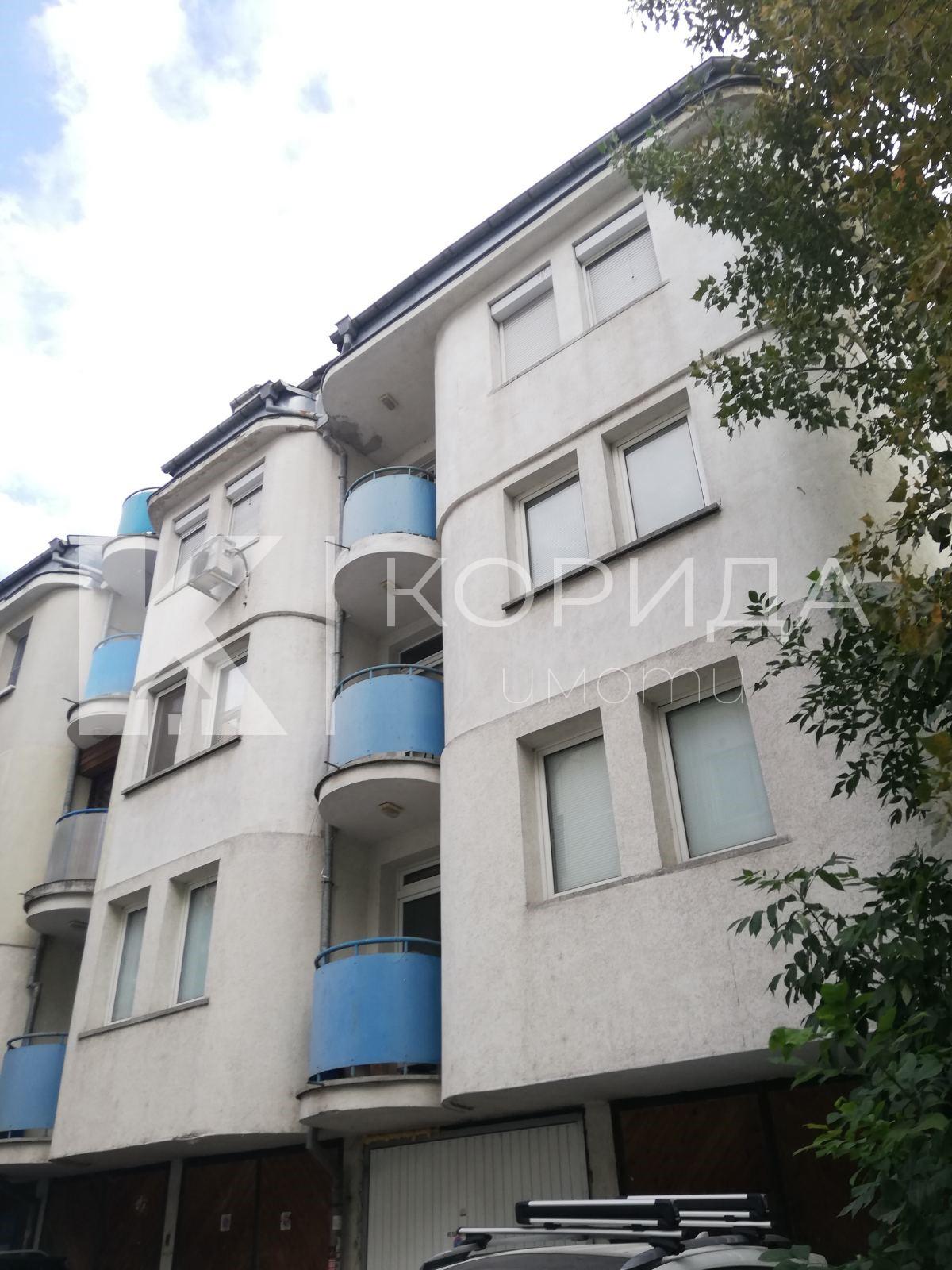 3-стаен апартамент на ул. Русаля