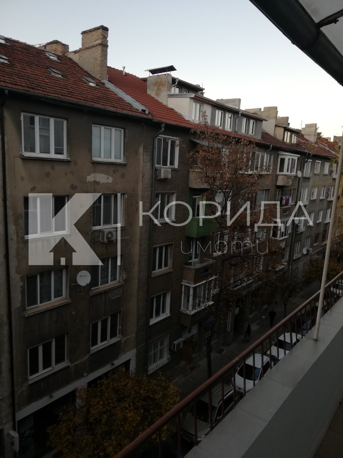 3-стаен апартамент до пл. Руски паметник