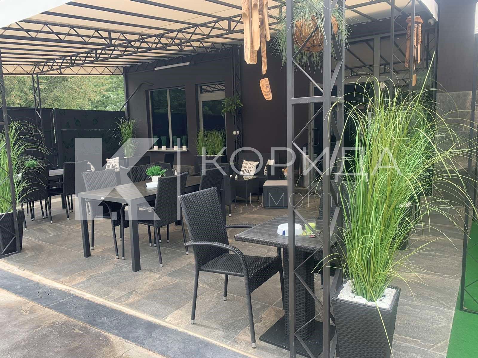 Кафе с градина и автомивка в гр. Костинброд