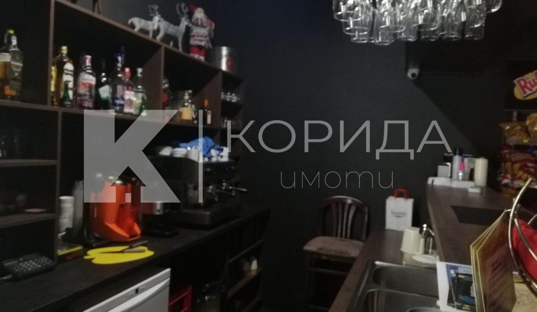 кафе и автомивка в гр. Костинброд