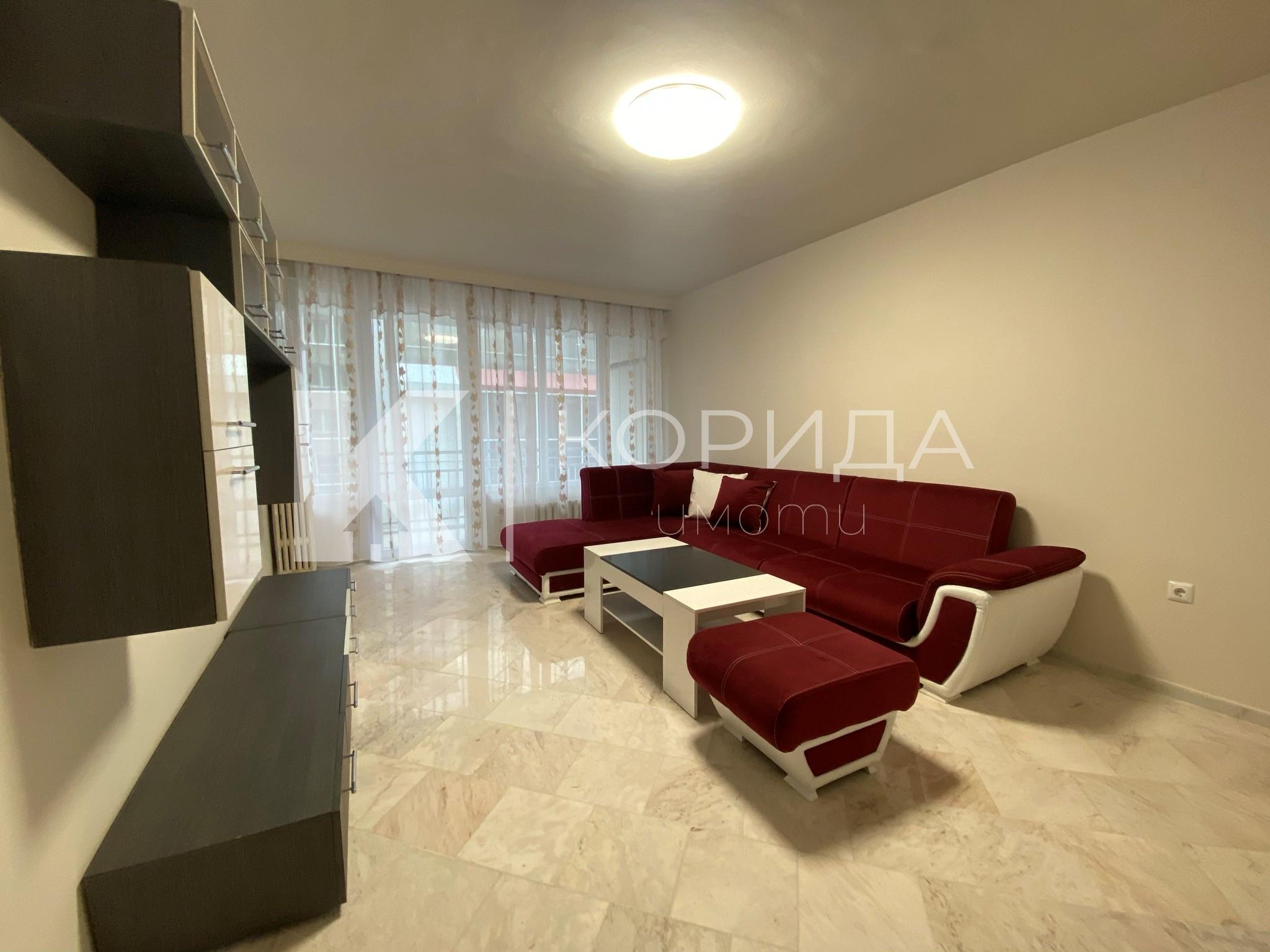 Ремонтиран и обзаведен 2-стаен апартамент на ул. Чумерна