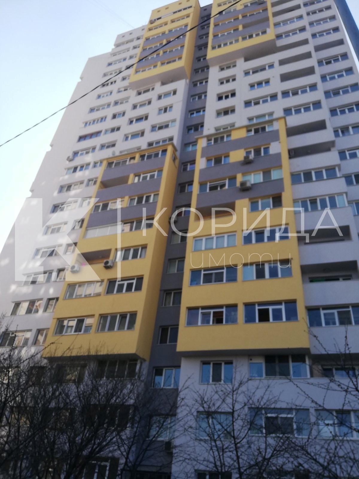 2-стаен апартамент в реновирано ЕПК в ж.к. Младост 3