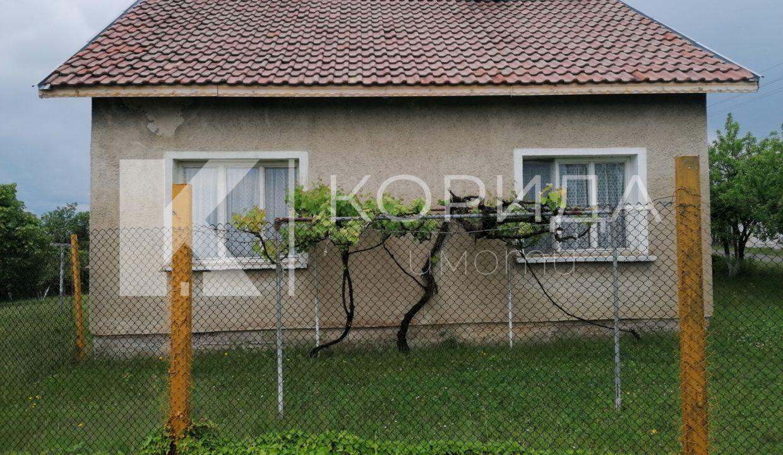 къща в Алдомировци