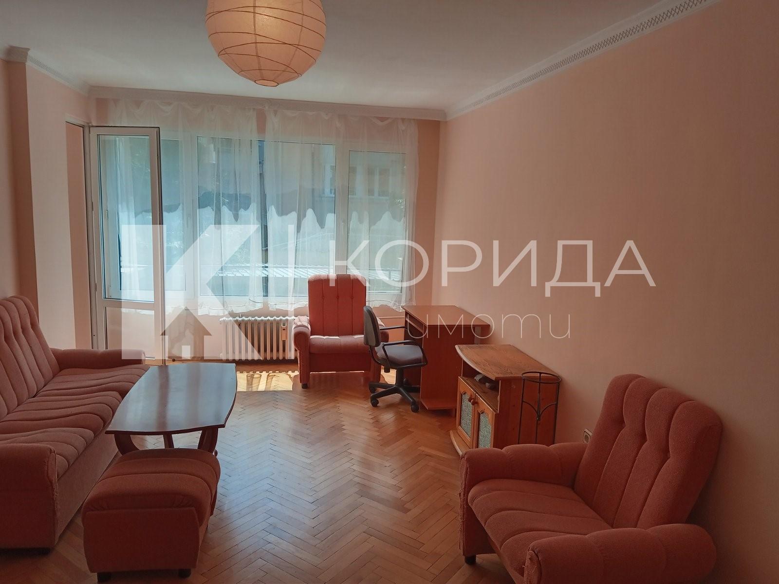 3-стаен апартамент на ул. Крум Попов