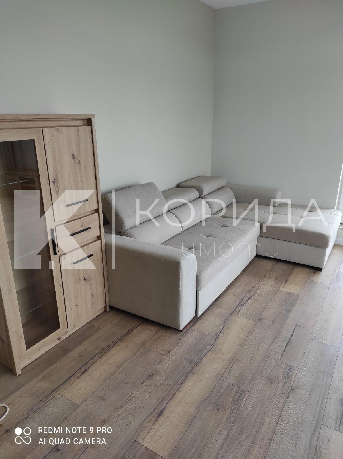 Нов и съвременно обзаведен 2-стаен апартамент в Цариградски комплекс